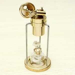 Mini motor de vapor vivo Latón Stirling Engine Modelo