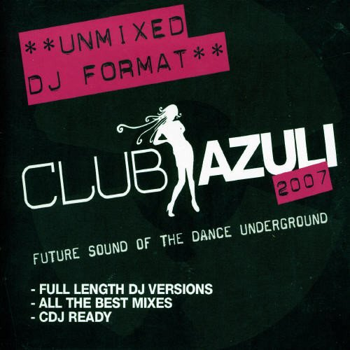 CD : VARIOUS ARTISTS - Vol. 3-future Sound Of The Dance Underground (England - Import)