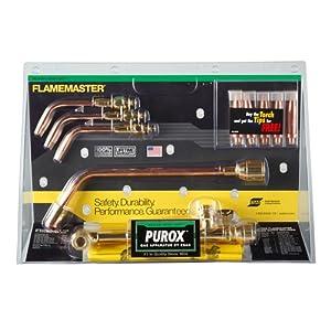 ESAB 16K09 4202 Acetylene Cutting Nozzle, 1/2-Inch