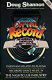 Off the Record, Doug Shannon, 096038264X