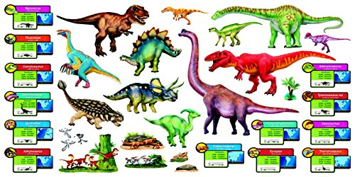 - TREND enterprises, Inc. Discovering Dinosaurs Bulletin Board Set