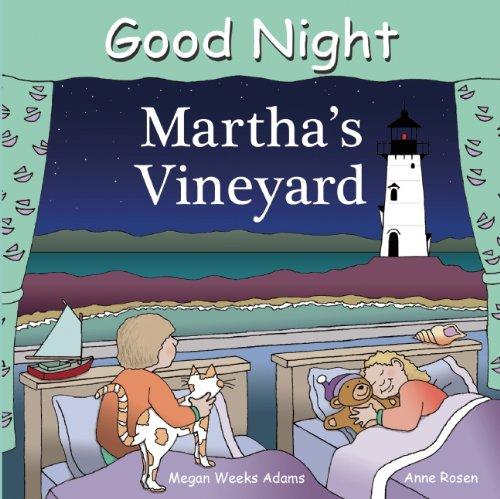 Cliff Media Center (Good Night Martha's Vineyard (Good Night Our World))