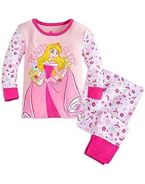 Baby Aurora PJ PALS Pajamas 18-24 MO