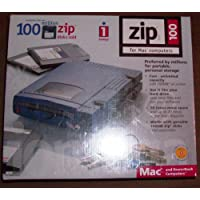 Iomega Zip 100 Drive for Windows and Mac Computers - SCSI
