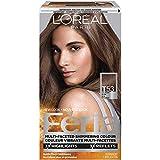 L'Oréal Paris Feria Permanent Hair Color, T53 Moonlit Tortoise (Cool Medium Brown)