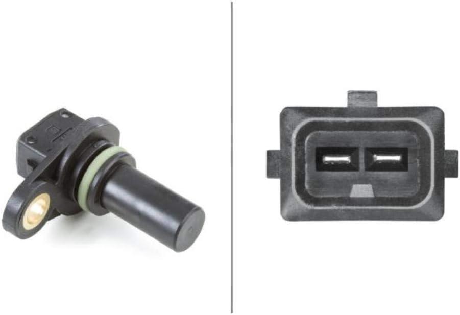 Number of connectors 2 odometer Rated Voltage 12V HELLA 6PU 009 145-011 Sensor