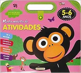 Minha Maleta de Atividades: 5-6 Anos: Eq. Susaeta: 9788539417018: Amazon.com: Books