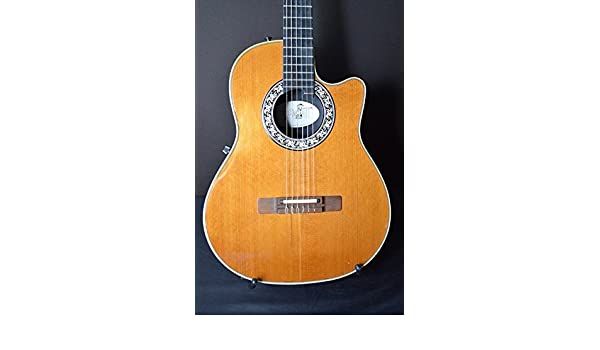 Ovation 1863 Classic para guitarra eléctrica: Amazon.es: Instrumentos musicales