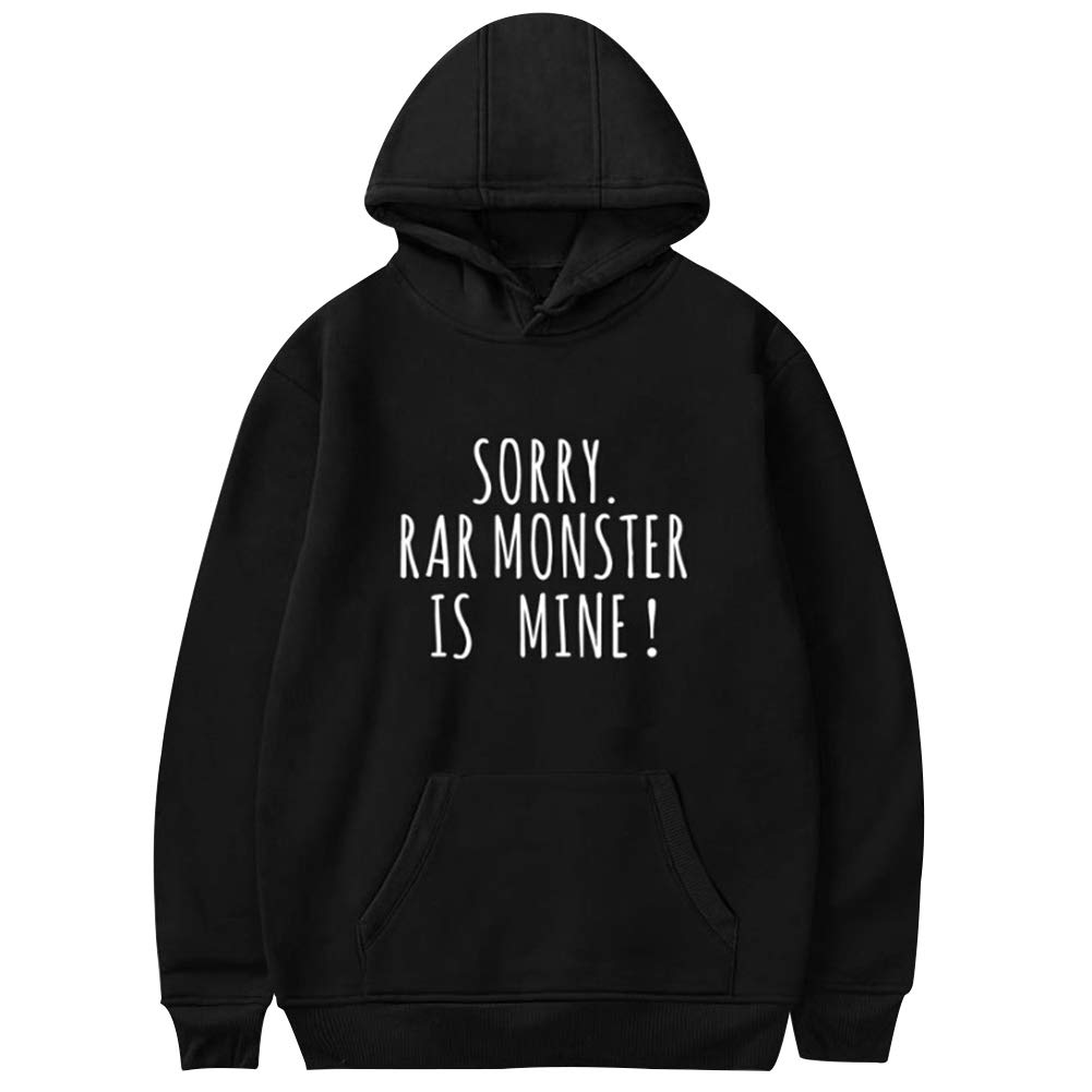 Tanersoned Unisex BTS Sorry Is Mine Hoodie Bangtan Boys Jung Kook Jimin Suga V Jumper Sweatshirt
