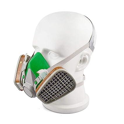Pintar Protección Gas N95 Jxyuexing Respiratoria De Máscara Para