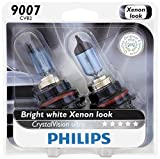 92 f150 headlight assembly - Philips 9007 CrystalVision Ultra Upgrade Headlight Bulb, 2 Pack