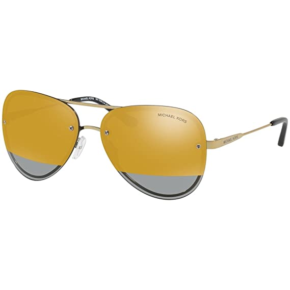 172862ba4ec51 Image Unavailable. Image not available for. Colour  MICHAEL KORS Women s LA  Jolla 11681Z 59 Sunglasses
