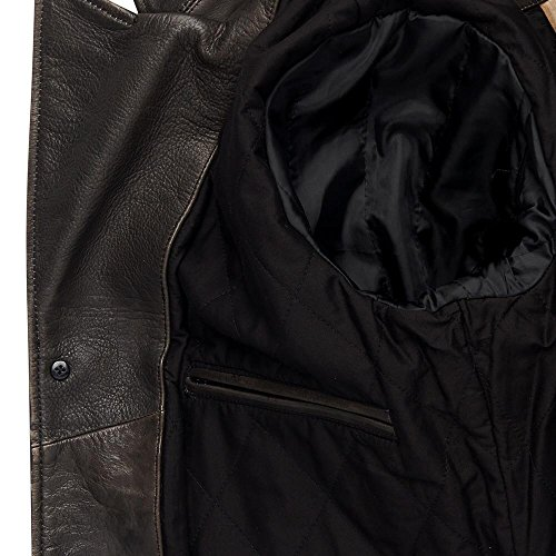 Wilsons-Leather-Mens-Classic-Button-Front-Genuine-Leather-Car-Coat