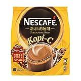 3in1 nescafe - Nescafe Instant Singapore Kopi - Kopi C (Gao Siew Dai) Coffee 15 X 26g