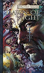 Dawn of Night: The Erevis Cale Trilogy, Book II