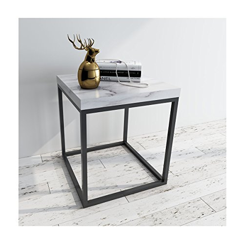 Antique Marble Coffee Table - 8
