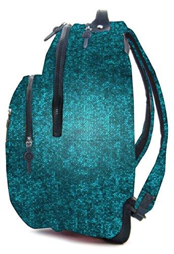 Snoogg Cartable, Multicoloured (multicolore) - RPC-2410-AOPBKPAK