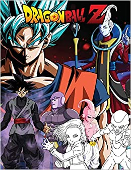 Descargar Libros Gratis Español Dragon Ball Z: Jumbo Dbs Coloring Book: 100 High Quality Pages (volume 6) PDF En Kindle