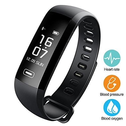 READ smart Fitness Timer bracelet watch display 50 words blood pressure heart rate monitor Blood oxygen