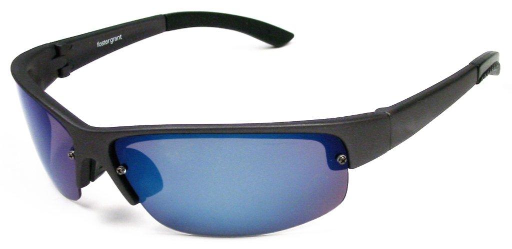 5e394c31c06 Amazon.com   Foster Grant Polarized Sunglasses with Blue Lenses   Sports  Fan Sunglasses   Sports   Outdoors
