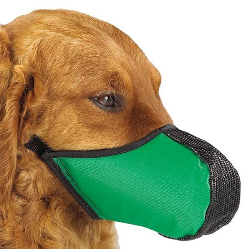 Pro Guard Pets Softie Muzzle for Dogs, Large -