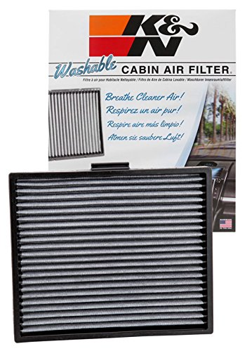 VF2014 K&N CABIN AIR FILTER (Cabin Air Filters):