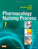 img - for Pharmacology and the Nursing Process, 7e (Lilley, Pharmacology and the Nursing Process) - Standalone book book / textbook / text book
