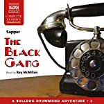 The Black Gang  | Sapper