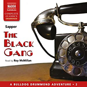 The Black Gang Audiobook