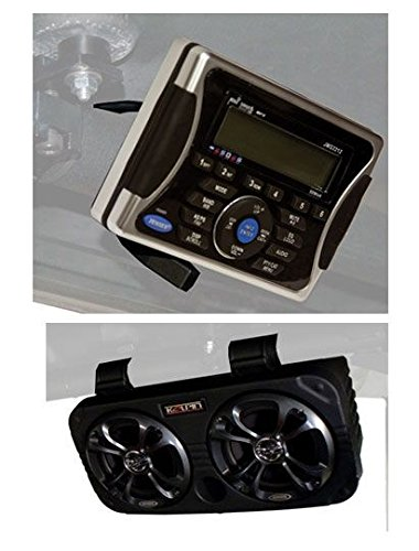 Stereo with Dual Speaker by Kolpin