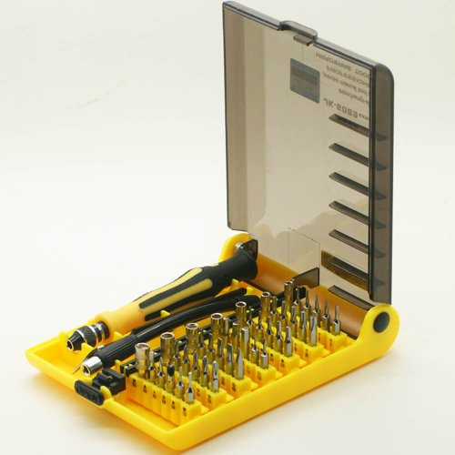Jackly 45-in-One Mobile Phone Screwdriver Set (JK-6089) (JK6089-B)