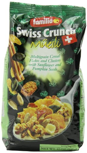 Familia Swiss Crunch Museli, Multigrain Flakes & Clusters...