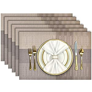 Aofmee Placemats, Placemats for...