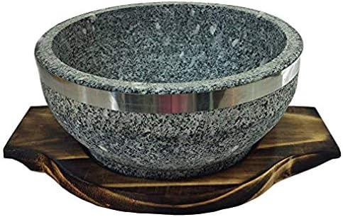 Sunrise Kitchen Natural Stone Bowl 36oz