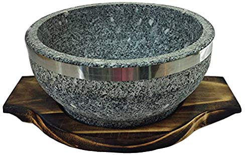 (Natural Stone Bowl 36oz)