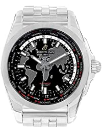 Transocean Automatic-self-Wind Male Watch WB3510 (Certified Pre-Owned)