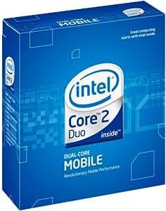 Intel Core ® ™2 Duo Processor T8300 (3M Cache, 2.40 GHz, 800 MHz FSB) 2.4GHz 3MB L2 Caja - Procesador (2.40 GHz, 800 MHz FSB), Intel Core 2 Duo, 2,4 GHz, Socket 478, Portátil, 45 nm, T8300)