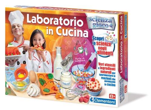 Laboratorio in cucina clementoni ricette