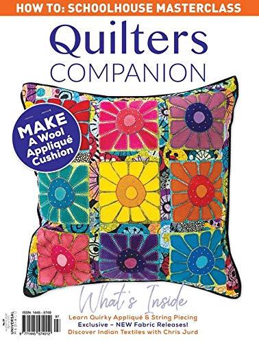 Quilters Companion - Quilt Magazine