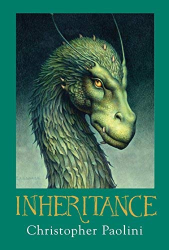 Inheritance or the Vault of Souls 1st (first) Edition by Paolini, Christopher published by Knopf Books for Young Readers (2011) Hardcover