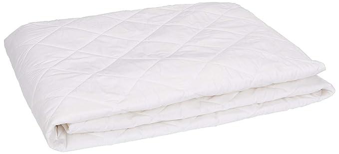 Amazon Com Downright 100 Cotton Top Mattress Pad King 14 Depth