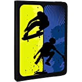 "E-Vitta Funda para Tablet de hasta 9.7""/10.1"", Diseño skate, color Negro"