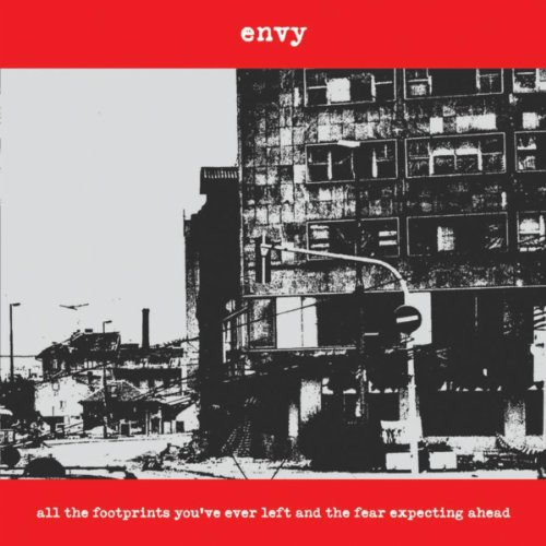 Envy-All The Footprints Youve Ever Left And The Fear Expecting Ahead-CD-FLAC-2001-FAiNT Download
