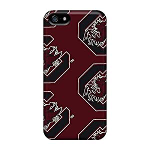 Iphone 5/5s Case Slim [ultra Fit] Usc Gamecocks Protective Case Cover