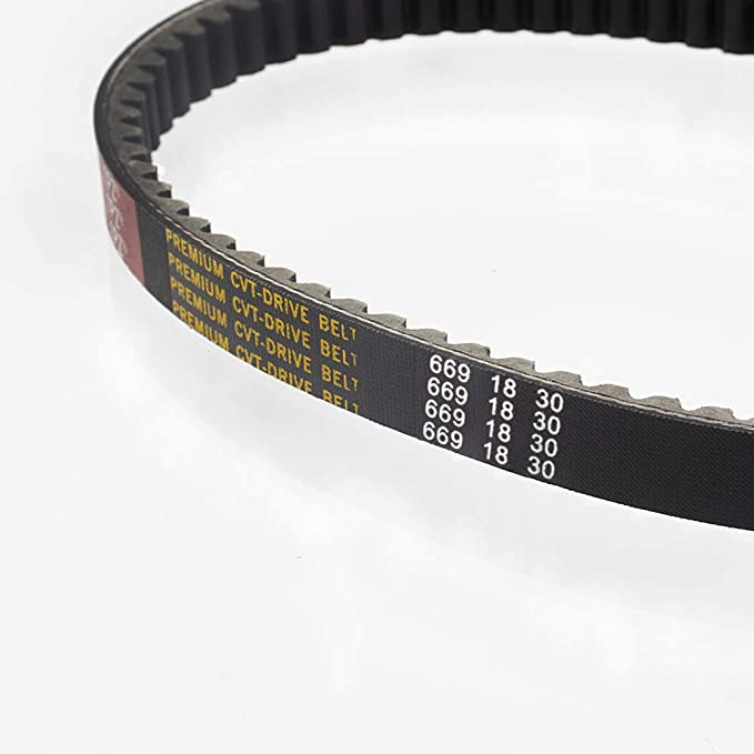 Amazon.com: 1PZ VB1-101 Premium Drive Belt for 50cc (49cc) Scooter (ATM, VIP, TAO TAO): Automotive