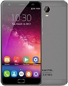 OUKITEL K6000 Plus - Android 7.0 6080mAh Batería 5,5 pulgadas ...