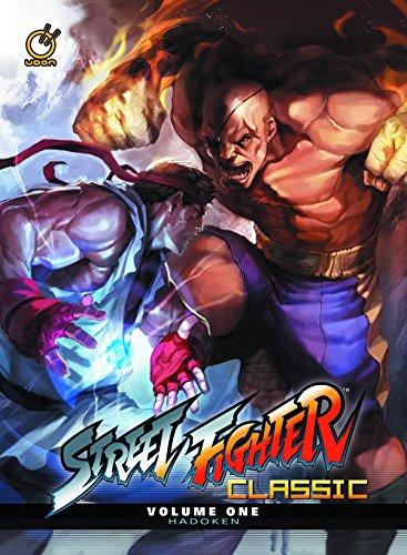 - Street Fighter Classic Volume 1: Hadoken