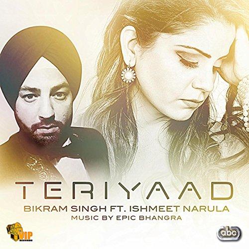 Jabhi Teri Yaad Song Downloadmp3: Amazon.com: Teri Yaad: Bikram Singh Feat. Ishmeet Narula