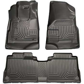 Husky Liners Front U0026 2nd Seat Floor Liners Fits 10 17 Equinox/Terrain