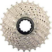 LANXUANR 9 Speed Mountain Bicycle Cassette Fit for MTB Bike, Road Bicycle,Super Light